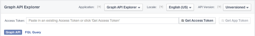 access token facebook open graph r