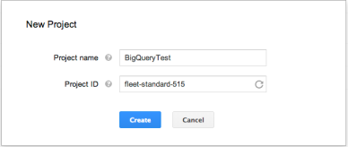 Project BigQuery